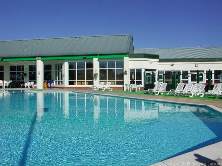 Lakeland Outdoor Swimming Pool - Lakeland Leisure Park