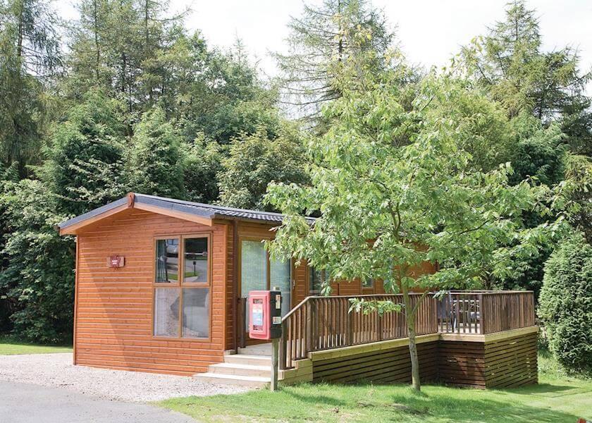 Longnor Wood Cabin