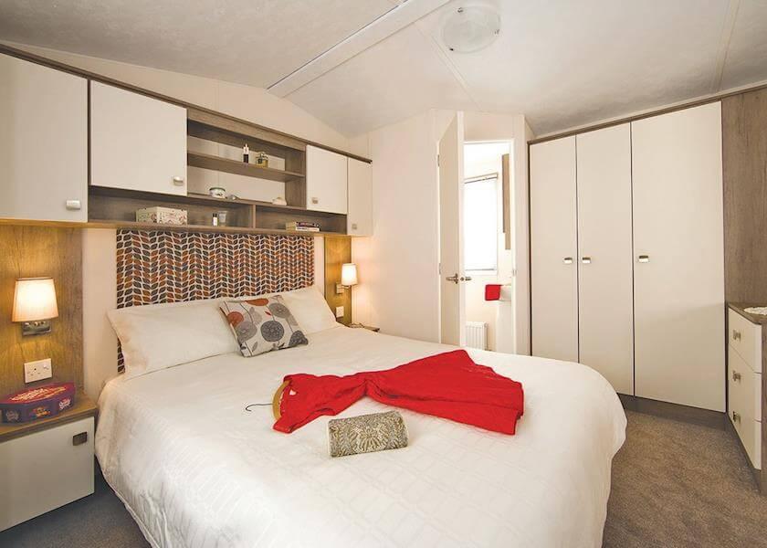 Longnor Wood Bedroom
