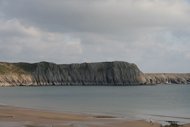 Cliff Views at Lydstep Beach - Lydstep Beach Village