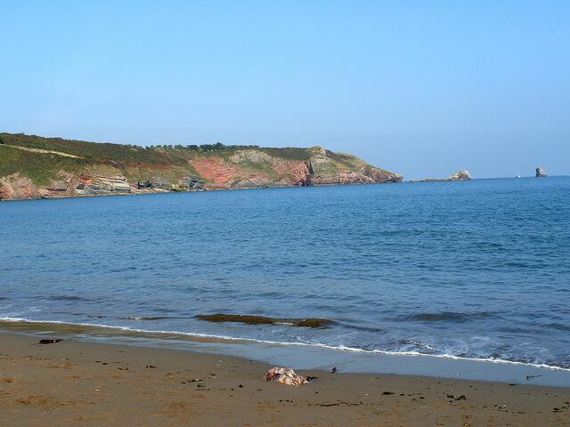 Beach View at Riviera Bay