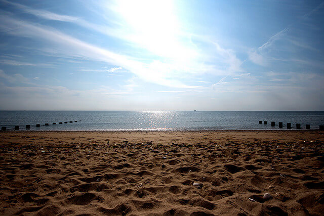 Bridlington Beach View at Skipsea Sands - Skipsea Sands Holiday Park
