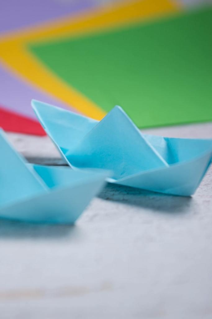 origami boat easy