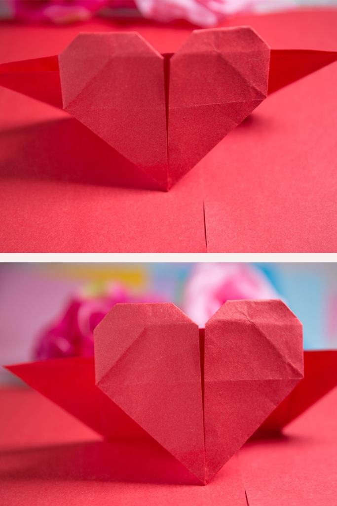 Origami Love Boat