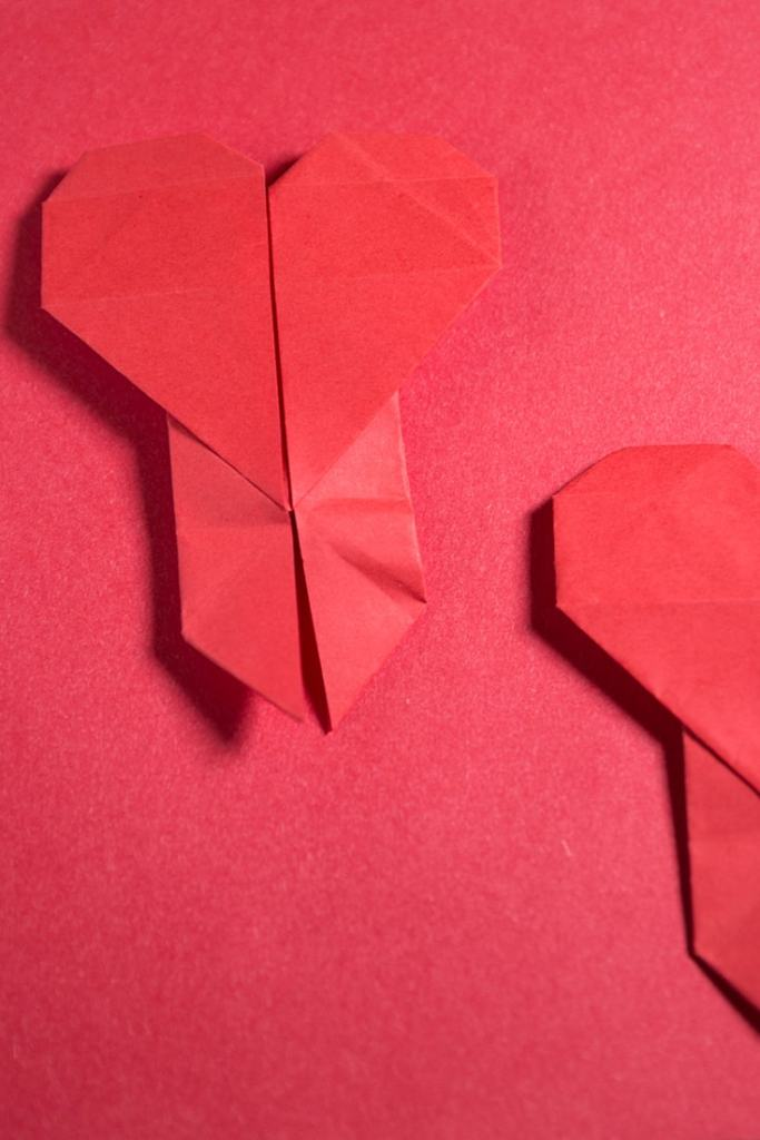 Origami Prize Heart