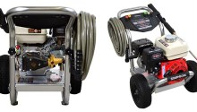 SIMPSON Cleaning ALH3425 pressure washer review