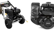 SIMPSON Cleaning ALK4033 pressure washer review