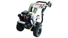 SIMPSON Cleaning MSH3125 pressure washer review