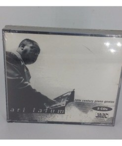 ART TATUM: 20th Century Piano Genius 2-CD Set 39 Tracks 717794458442