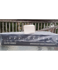 Elite Video BVP-4 Plus Video Color Corrector with low ripple power supply2