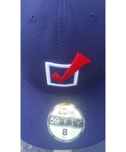 New Era Democrat Vote Check Cap