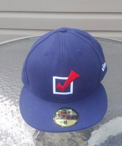 New Era Democrat Vote Check Cap size 8 63.5cm
