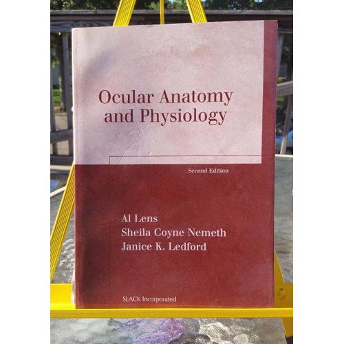 Ocular Anatomy and Physiology (Basic Bookshelf for Eyecare Professionals 9781556427923