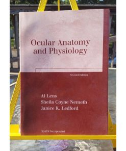 Ocular Anatomy and Physiology (Basic Bookshelf for Eyecare Professionals 9781556427923