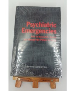 Psychiatric Emergencies 9781559579933