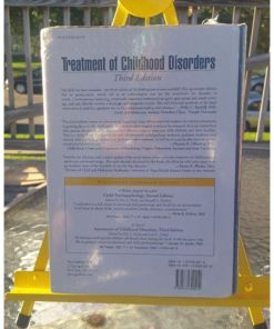 Treatment Of Childhood Disorders 3rd Third Ed Eric J Mash, Russell A Barkley 9781572309210 isbn