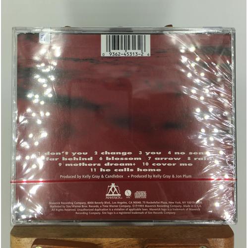 Candlebox by Candlebox CD back 093624531326