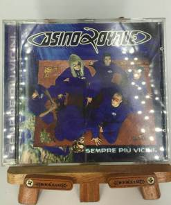Casino Royale CD All the time Plus' Vicini 1995: Electronica 731452697127
