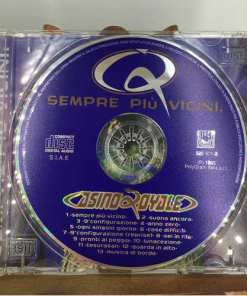 Casino Royale CD All the time Plus' Vicini 1995: Electronica cd 731452697127