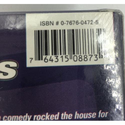 Def Comedy Jam All Stars 5 (1999) VHS Jamie Foxx Chris Tucker barcode 764315088732