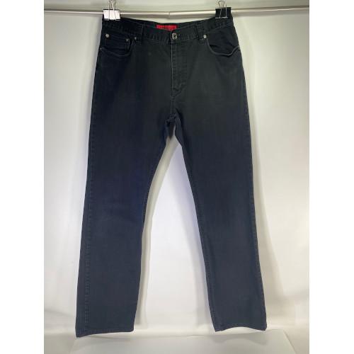 HUGO BOSS Red Label Stretch Black Straight Jeans