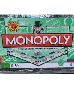 Hasbro Gaming Monopoly Speed Die Edition 2-8 Player Age 8+ 653569351467