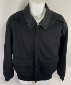 Landing Leather Air Force Cockpit Jacket A-2 Flight