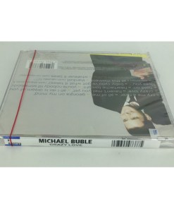 Michael Bublé - Crazy Love stickertwo 093624973775