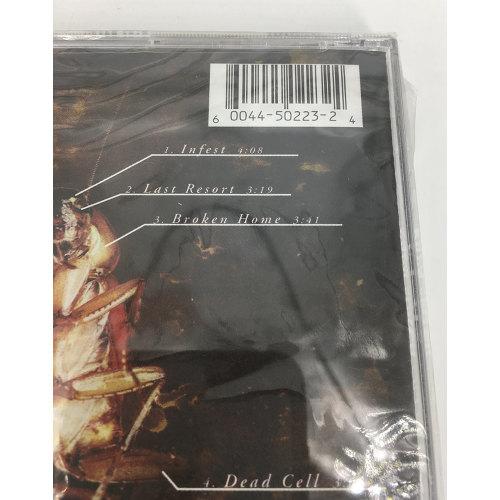 Papa Roach Infest cd 600445022324 song list 1