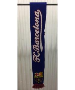 Spain Barcelona FCB FC Barcelona Scarf Made in England scarf