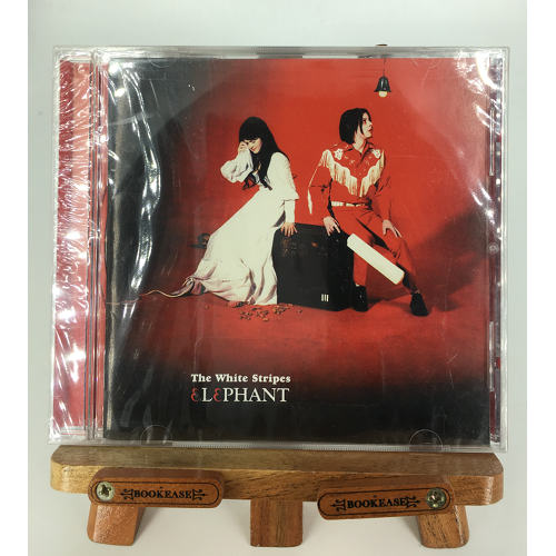 The White Stripes, Elephant Music Cd 638812714824