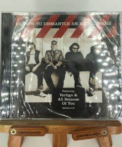 U2 How To Dismantle An Atomic Bomb CD (2004) 602498678299