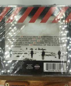 U2 How To Dismantle An Atomic Bomb CD (2004) back 602498678299
