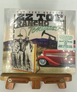 ZZ TOP - RANCHO TEXICANO THE VERY BEST OF ZZ TOP CD 081227890827