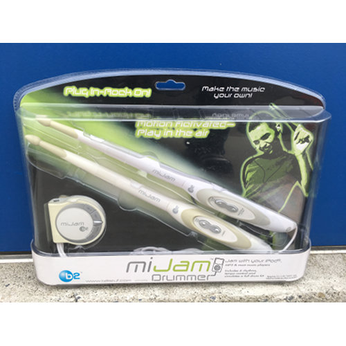 mi Jam Drummer General Motion activated drumsticks 021105369090