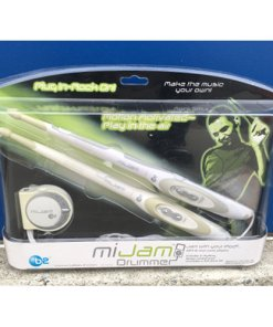 mi Jam Drummer General Motion activated drumsticks 021105369090