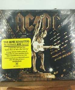 ACDC - Stiff Upper Lip [Remastered] CD 886970829021