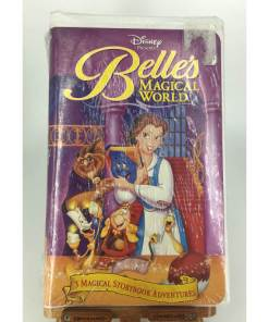 Bells magical world walt disney vhs clamshell 786936055887