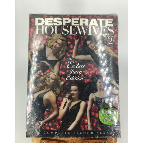 Desperate Housewives Season 2 The Extra Juicy Edition