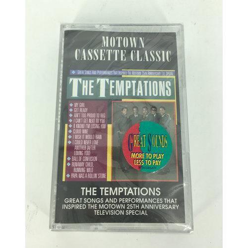 Motown Cassette Classic The Temptations737463531542