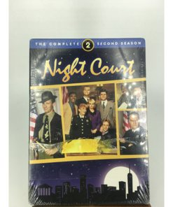 Night Court Complete Second Season (DVD) 883929055586