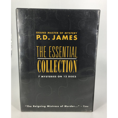 P.D. JAMES ESSENTIAL COLLECTION DVD RARE PBS MYSTERY 741952661290