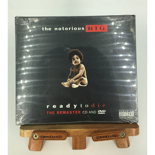 The Notorious B.I.G. Ready to Die The Remaster CD & DVD 2006, Bad Boy 0075679456724