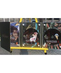 The Soultaker Chapter 1-13 Anime Dvd open 4988102822712
