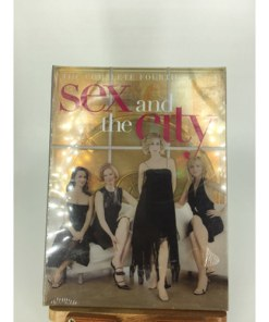sex and the city the complete fourth season 026359920820