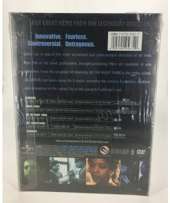spike lee joint collection dvd box set back 025192956720