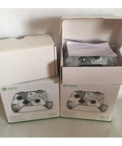 microsoft xbox one wireless controller special edition winter forces
