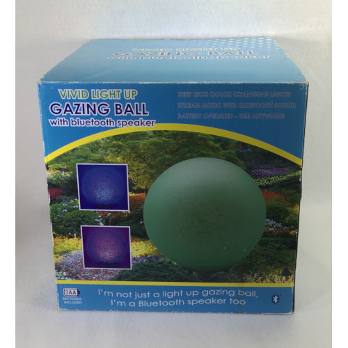 glazing ball bluetooth