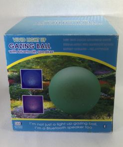 glazing ball bluetooth