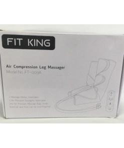 FIT KING 009A Air Compression Leg Massager Foot and Calf Circulation Massage